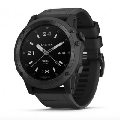 Montre GPS tactique tactix Charlie Garmin